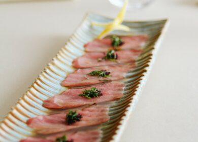 Best Japanese Sushi Restaurant in Miami Beach Tiradito